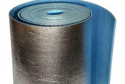 5мм подложка за ламинат с алуминиево фолио